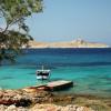 Dos paraísos frente a la costa de Rodas
