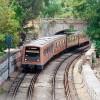 El metro de Atenas