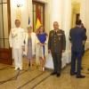 Recepción en Atenas con ocasión de la celebración del Día de las Fuerzas Armadas de España
