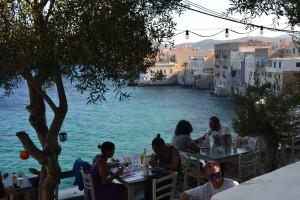 Panorama de Vapori desde el homónimo bar | Linda Baseggio