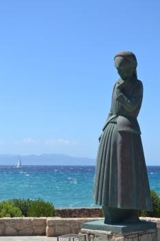 La madre, de Christos Kapralos | Linda Baseggio