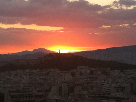 Grecia en otoño | Linda Baseggio