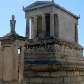 La tumba de Henri Schliemann
