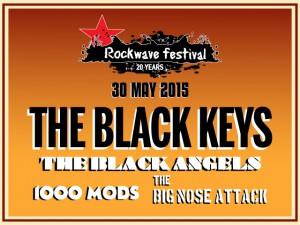 The Black Keys en concierto @ Malakasa | Ática | Grecia