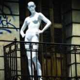 Exposición de fotografía por los vendedores de Schedia. @ Athens | Ática | Grecia